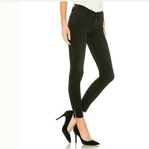 FRAME Le Skinny Le Jeanne - Black